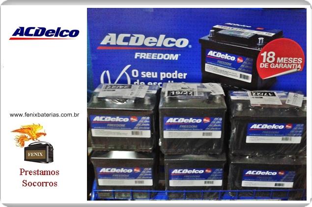 Fênix Baterias Delco