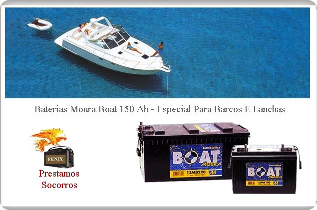 Fênix Baterias Boat