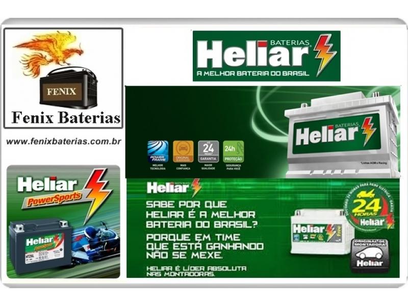 Fênix Baterias Heliar