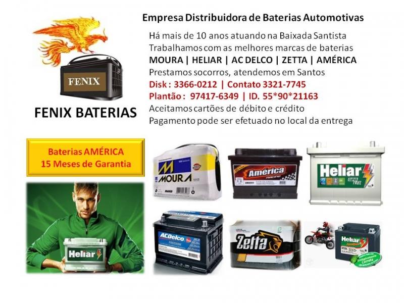 Empresa Distribuidora de Baterias Automotivas